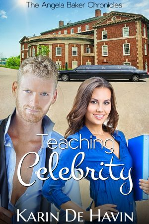 Cover for Teaching Celebrity