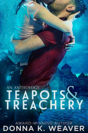 Cover for Teapots & Treachery