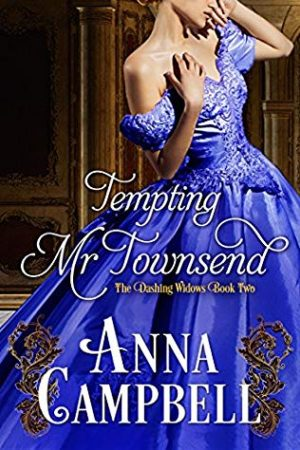 Cover for Tempting Mr. Townsend