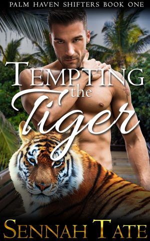 Cover for Tempting the Tiger