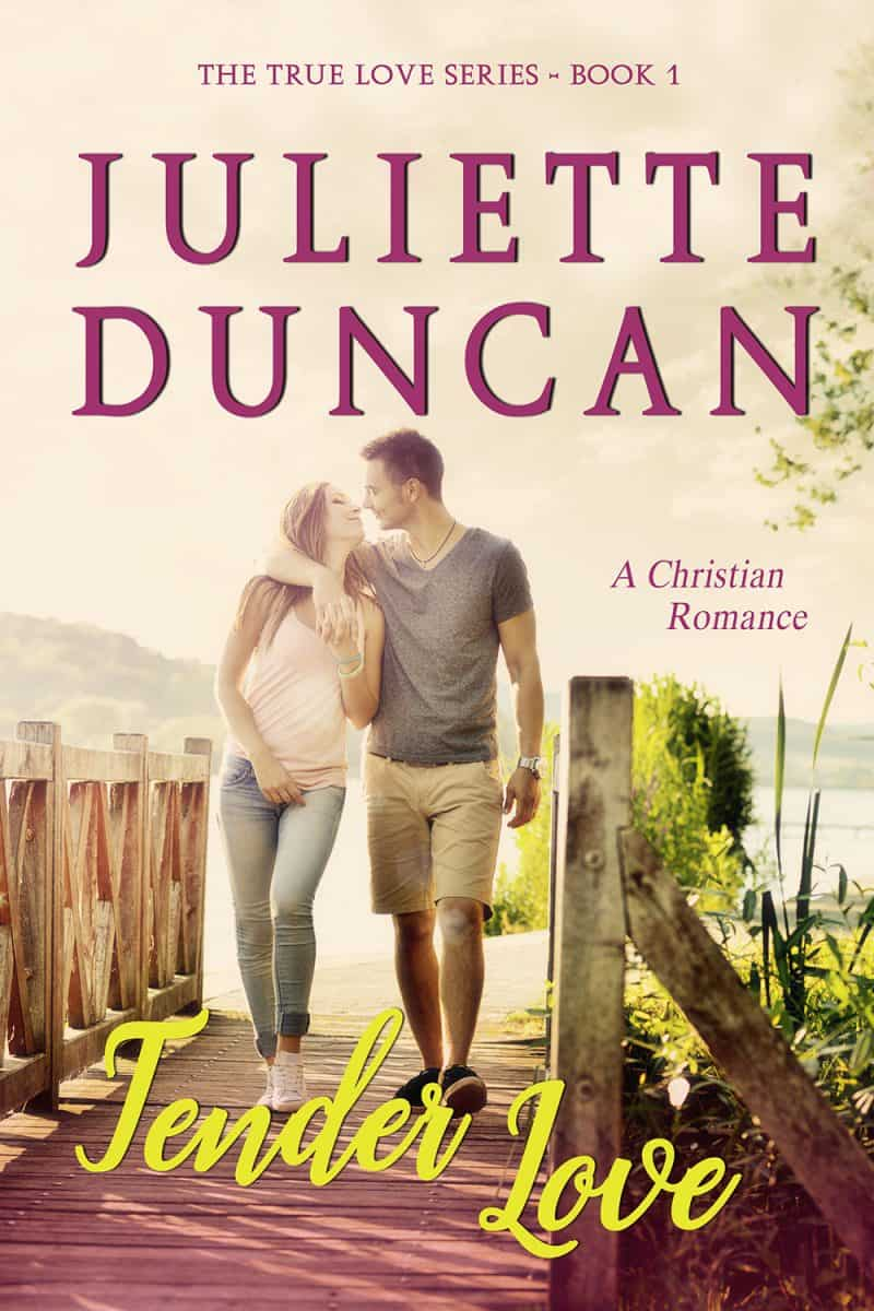 Cover for Tender Love: A Christian Romance