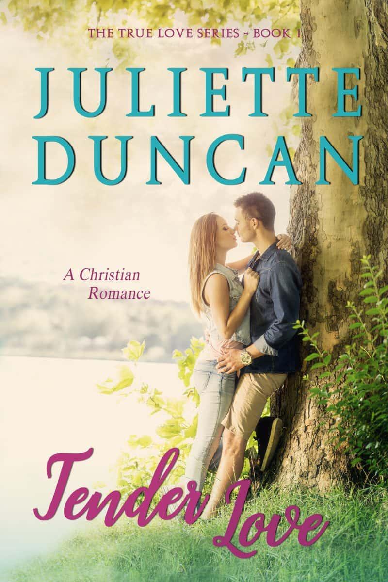 Cover for Tender Love: A Christian Romance
