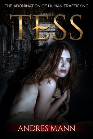 Cover for Tess