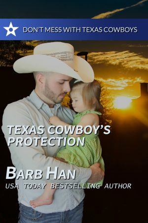 Cover for Texas Cowboy's Protection
