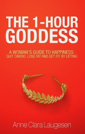 Cover for The 1-Hour Goddess