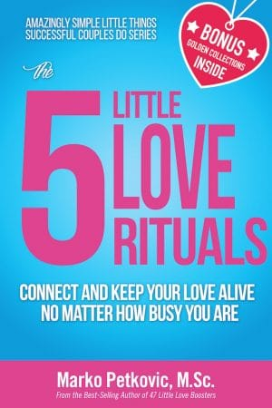 Cover for The 5 Little Love Rituals