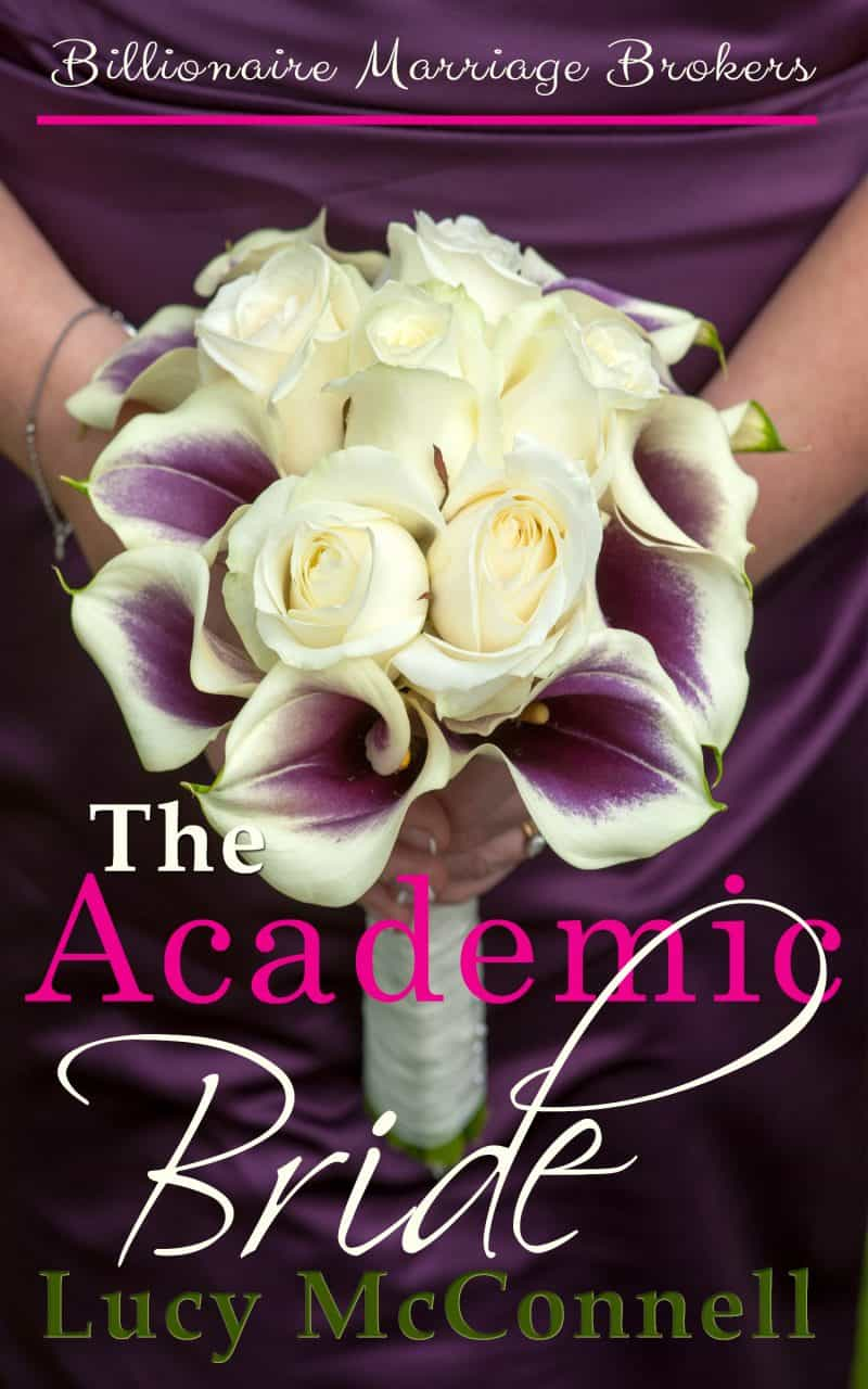 Cover for The Academic Bride