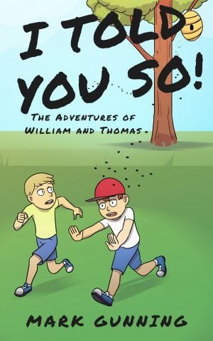 Cover for I Told You So!
