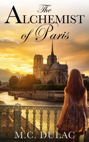 Cover for The Alchemist of Paris