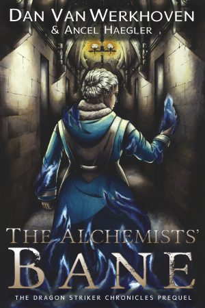Cover for The Alchemists' Bane