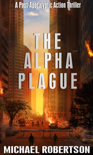 Cover for The Alpha Plague