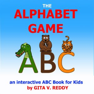 Cover for The Alphabet Game