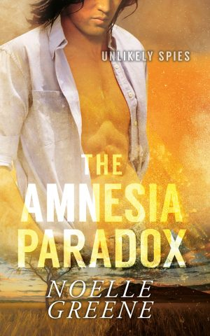 Cover for The Amnesia Paradox