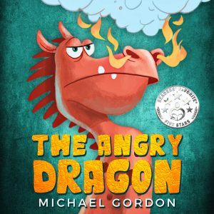 Cover for The Angry Dragon