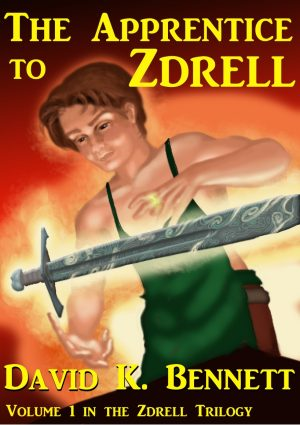 Cover for The Apprentice to Zdrell
