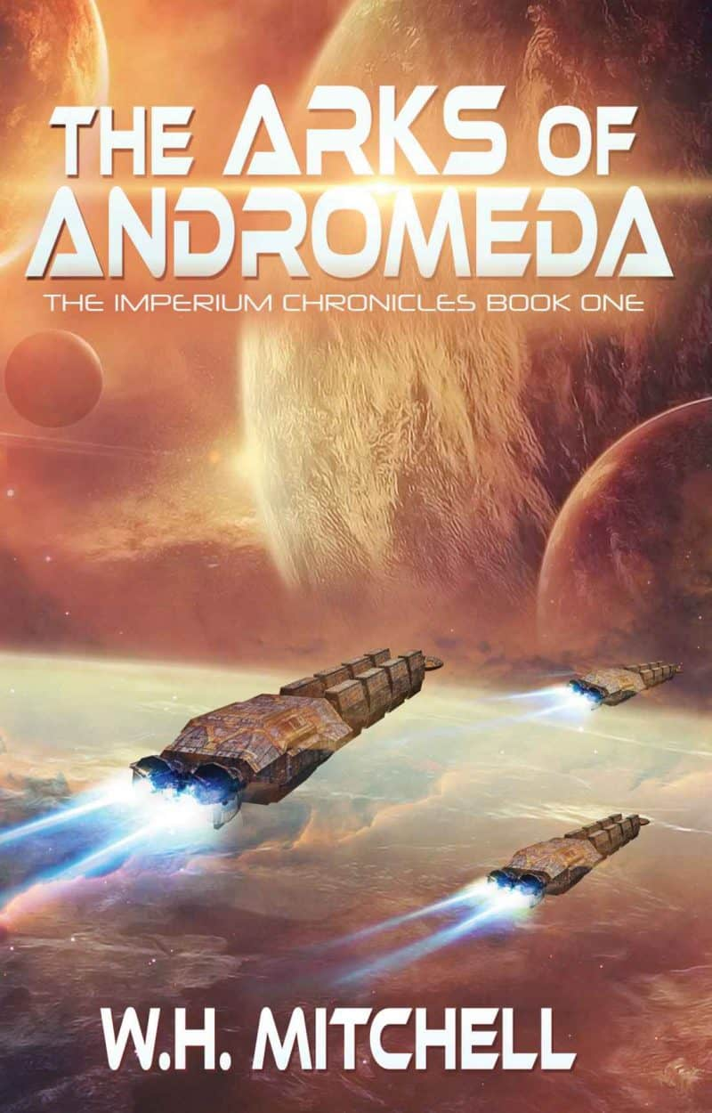 Cover for The Arks of Andromeda