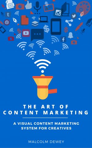 Cover for The Art of Content Marketing