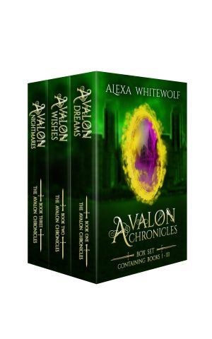 Cover for The Avalon Chronicles - Complete Series