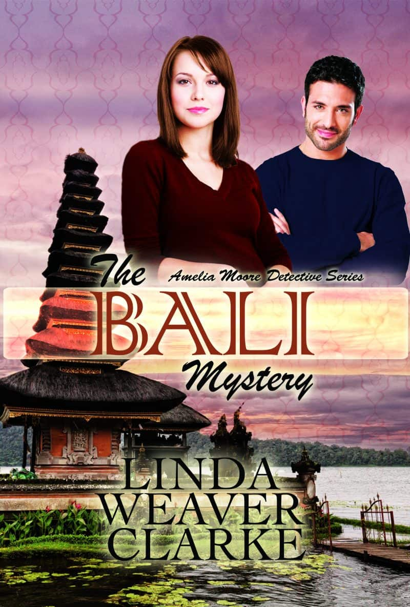 Cover for The Bali Mystery