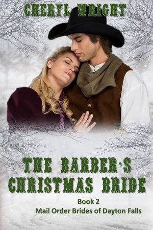 Cover for The Barber's Christmas Bride