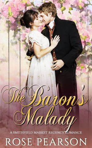 Cover for The Baron's Malady