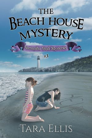 Cover for The Beach House Mystery
