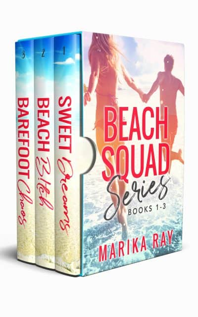 Cover for The Beach Squad Boxed Set