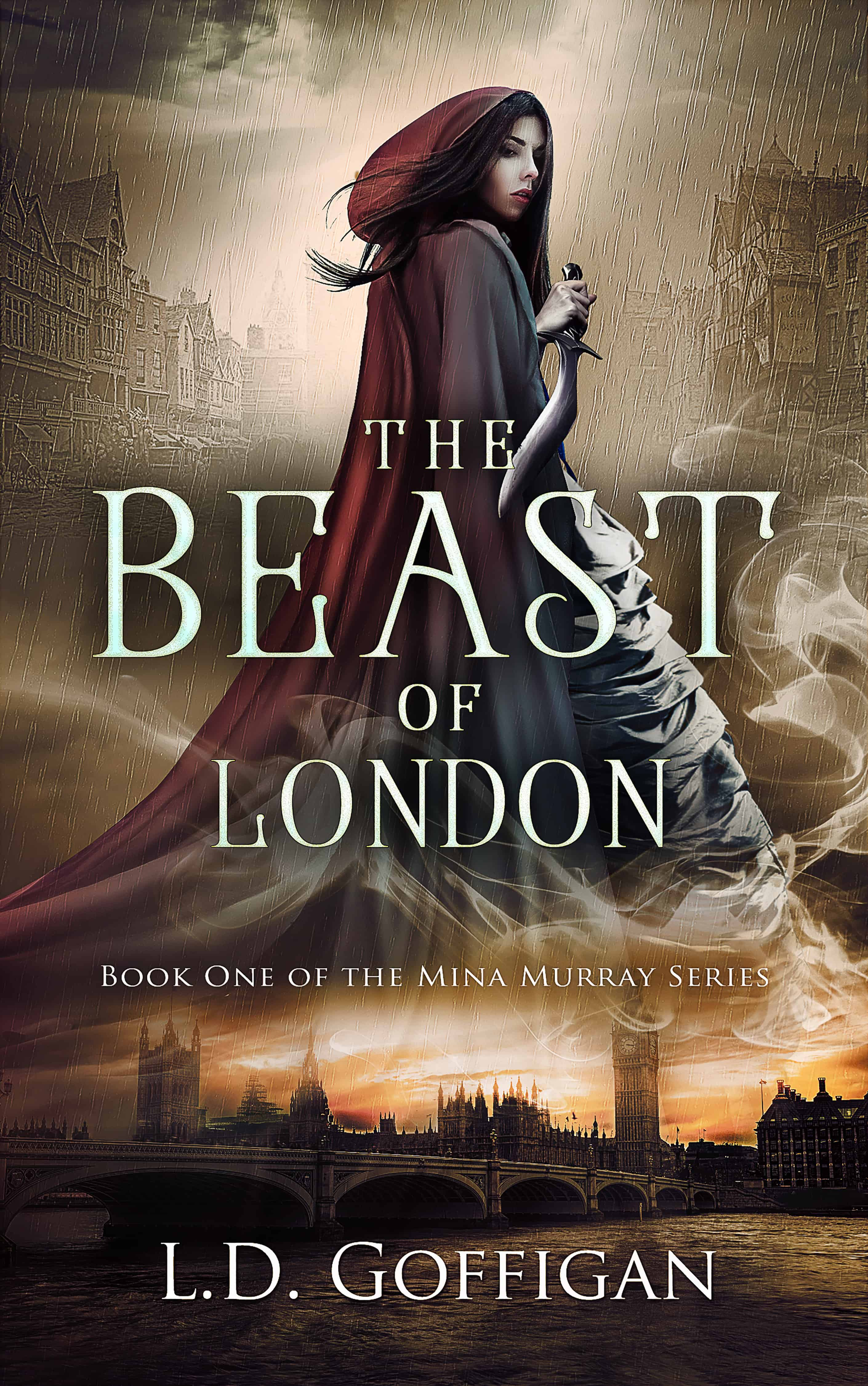 Cover for The Beast of London