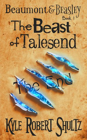 Cover for The Beast of Talesend