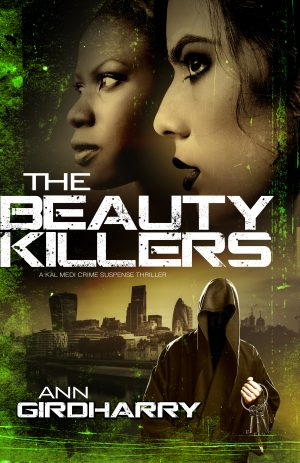 Cover for The Beauty Killers