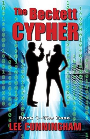 Cover for The Beckett Cypher