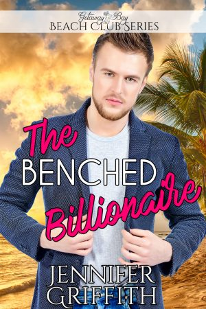 Cover for The Benched Billionaire