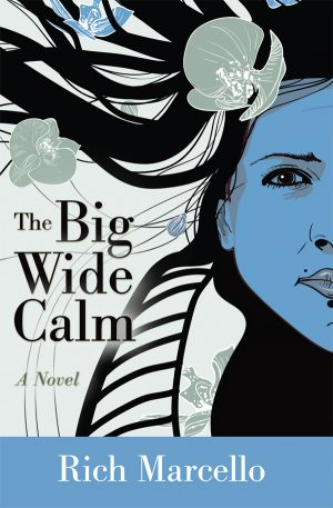 Cover for The Big Wide Calm