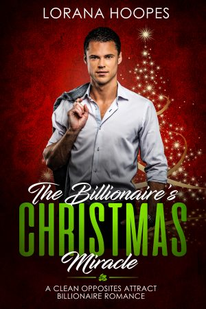 Cover for The Billionaire's Christmas Miracle