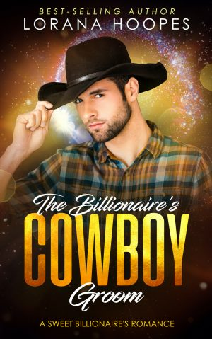 Cover for The Billionaire's Cowboy Groom
