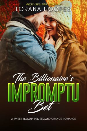 Cover for The Billionaire's Impromptu Bet