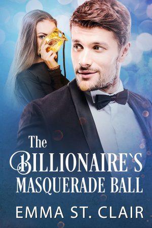 Cover for The Billionaire's Masquerade Ball