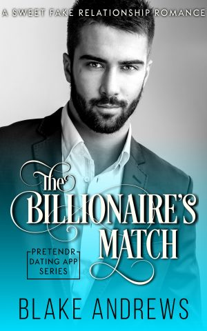 Cover for The Billionaire's Match