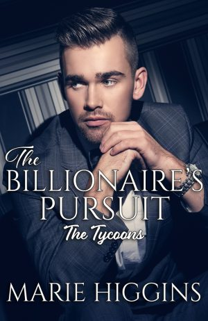 Cover for The Billionaire's Pursuit