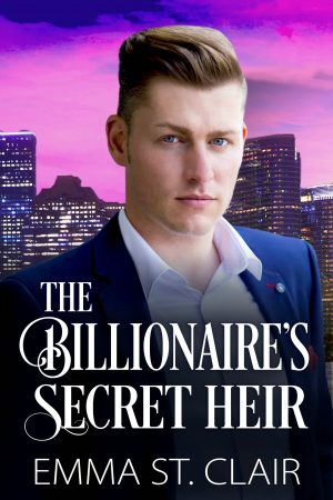 Cover for The Billionaire's Secret Heir