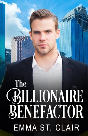 Cover for The Billionaire Benefactor
