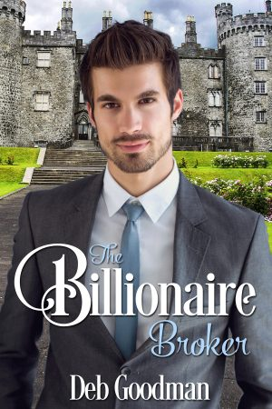 Cover for The Billionaire Broker