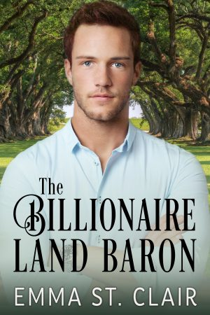 Cover for The Billionaire Land Baron