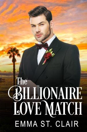 Cover for The Billionaire Love Match