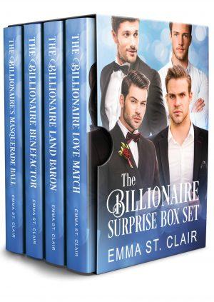 Cover for The Billionaire Surprise Box Set