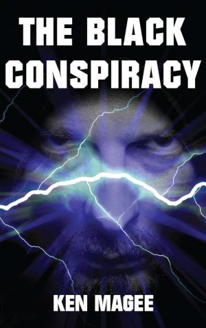 Cover for The Black Conspiracy
