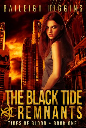 Cover for The Black Tide - Remnants