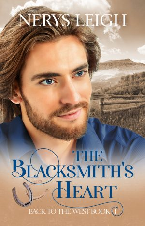 Cover for The Blacksmith's Heart