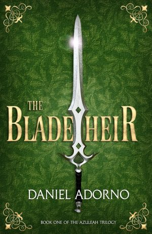 Cover for The Blade Heir