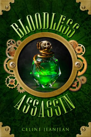 Cover for The Bloodless Assassin